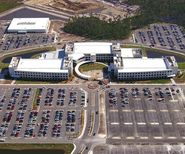 Citigroup Card Services Campus in Jacksonville