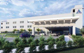 New Ascension St. Vincent's Hospital