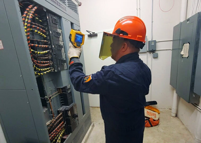 Onsite Electrical Support